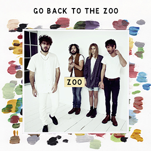 Go Back To The Zoo - ZOO album cover