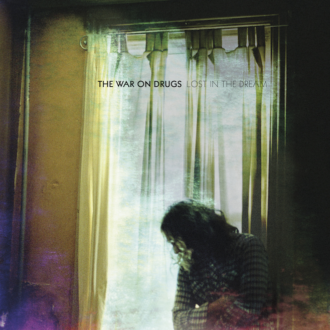 The War On Drugs - Lost In The Dream album cover